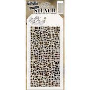 Grime THS130 Tim Holtz 4x8 Layering Stencil