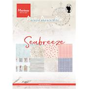 Marianne Design PB7054 Paper Bloc 20.9 x 15 x 0.9 cm