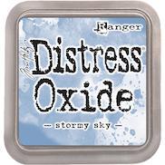 Distress Oxide blueprint sketch 76x76mm Tim Holtz