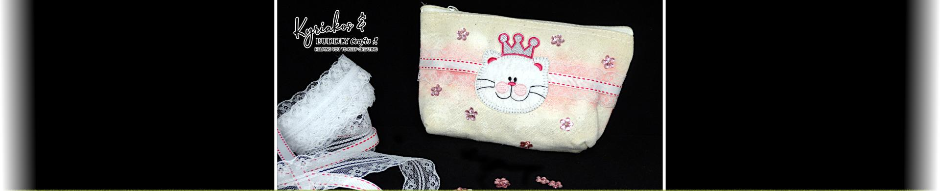 Princess Cat Treats Bag