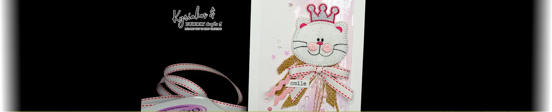Princess Cat Greeting Card