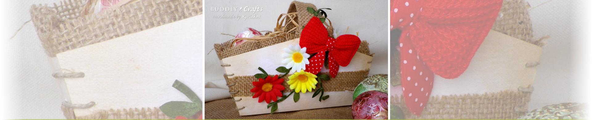 Kraft-Tex Easter Basket