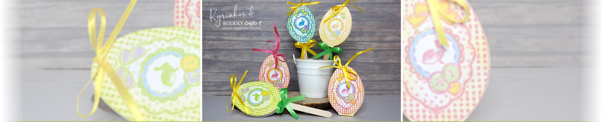 Easter Treats Lollipops