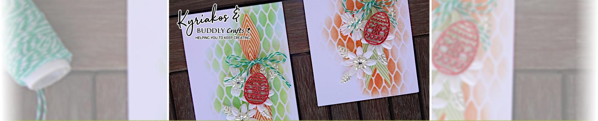 Mini Easter Candle Cards