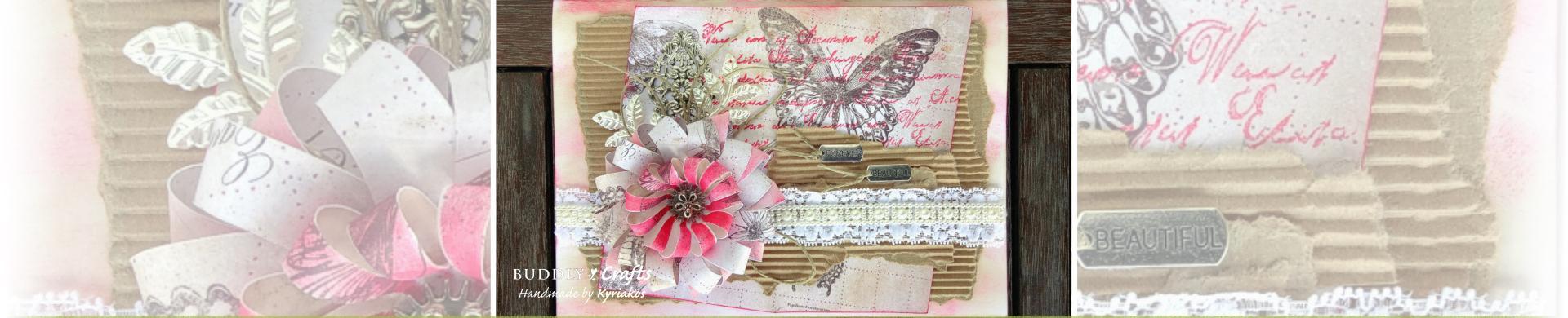 Making Paper Flower Rosettes