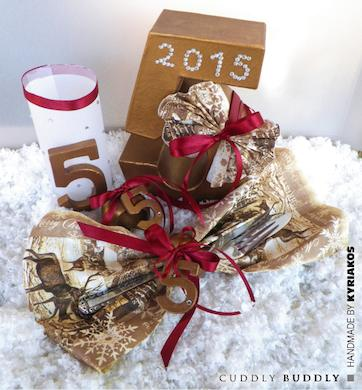 2015 Table Decoration Tutorial