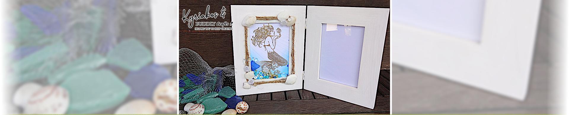 Mermaid Photo Frame