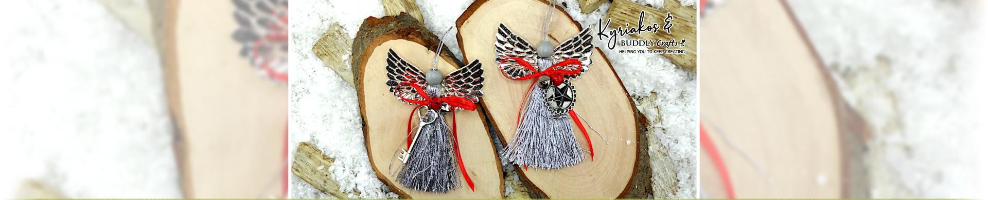 Tassel Angels Decorations