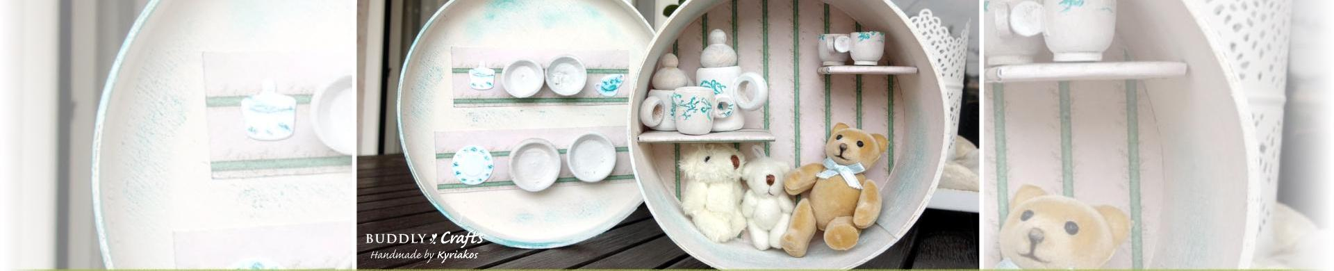 Teddy Bear's Teatime Playset