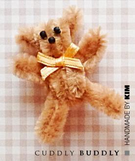Quick & Easy Pipe Cleaner Teddy Bear