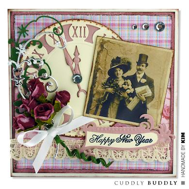 New Year Verses & Sayings for Cards & Crafts