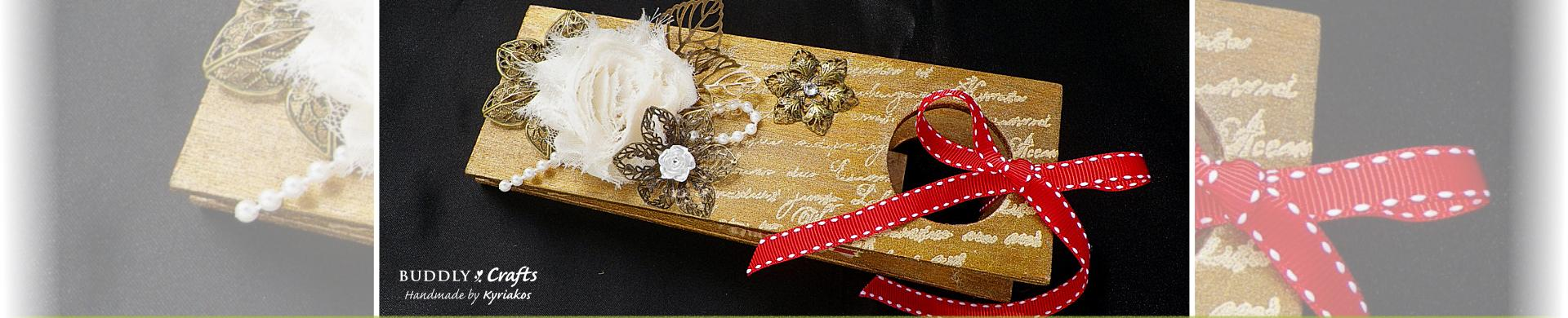 Make a Christmas Memories Wooden Book