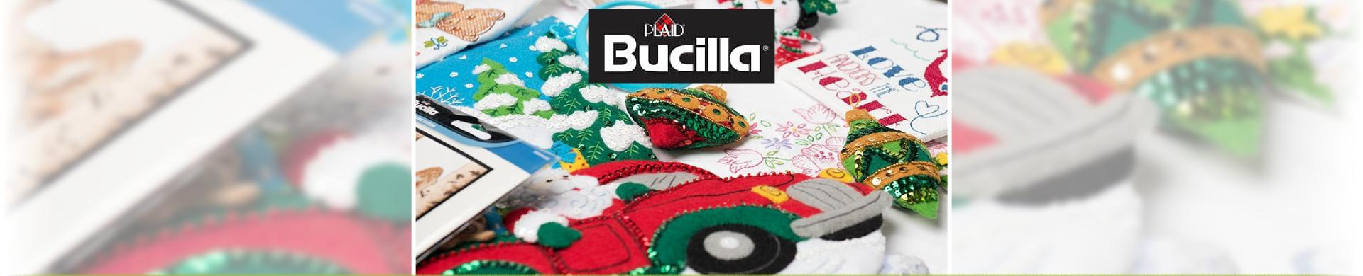Bucilla Felt Applique Kits