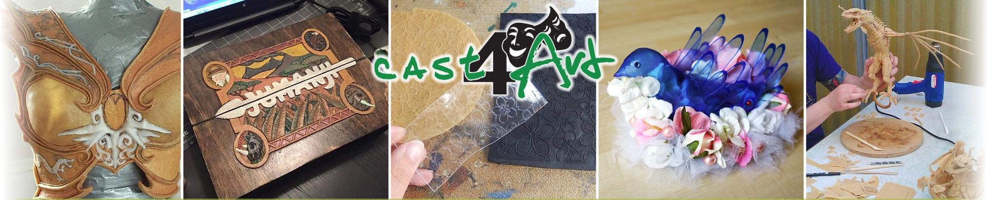 Cast4Art