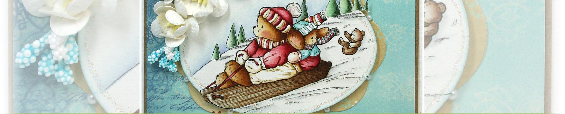 Christmas Digital Stamps