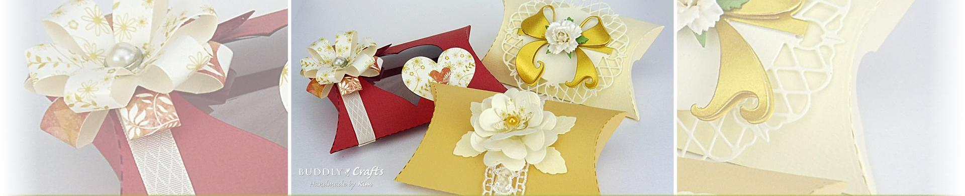 Cutting Dies - Boxes & Special Cards