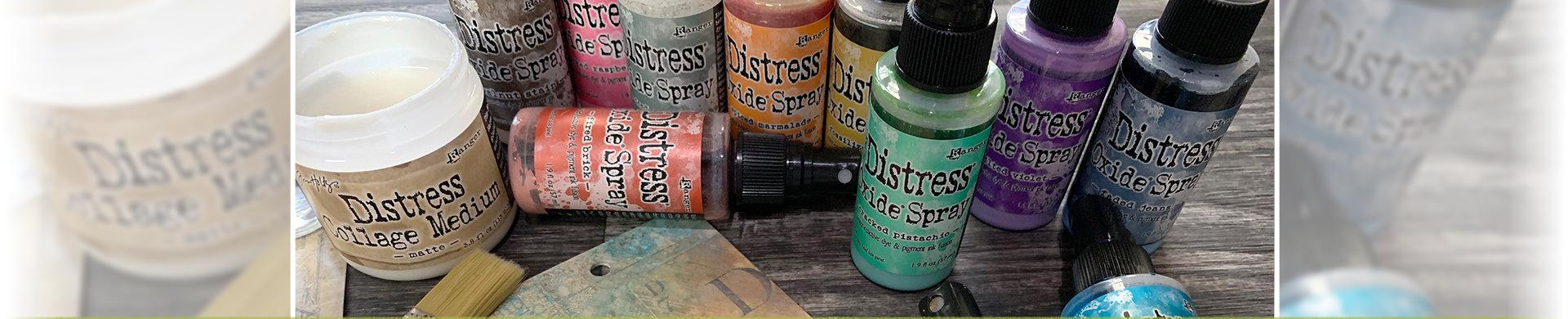 Tim Holtz Distress Oxide Sprays