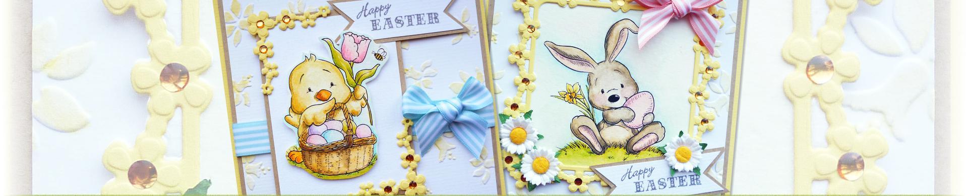 Easter Digital Stamps