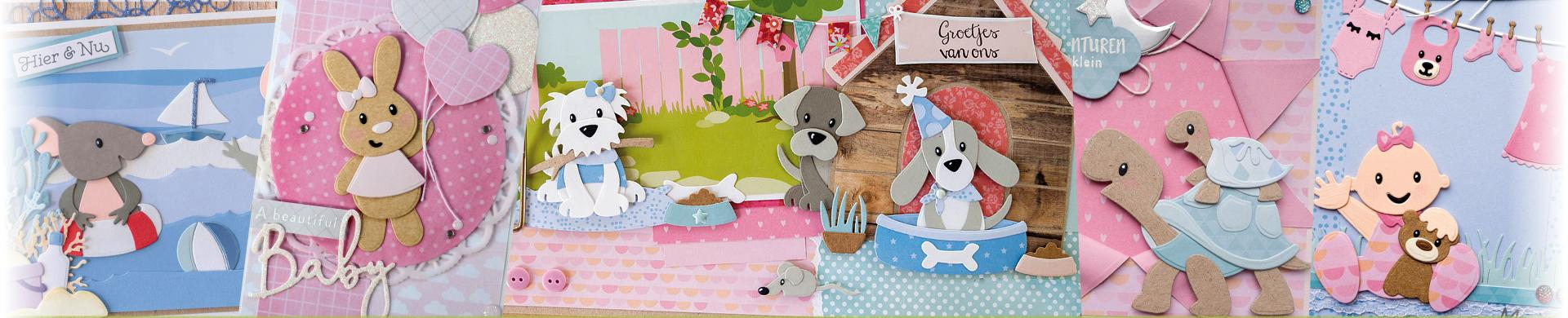 Cutting Dies - Eline's Animals & More