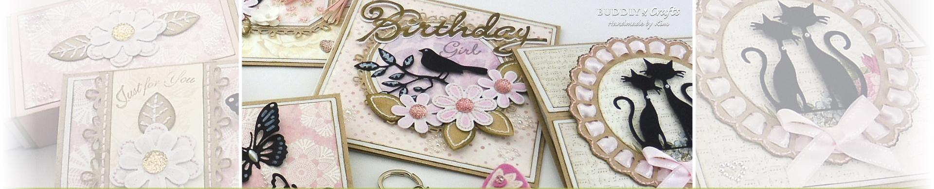 Cutting Dies, Embossing Folders & Machines