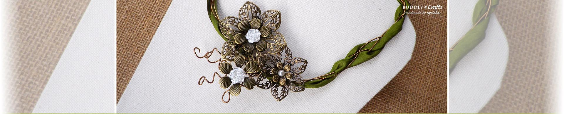 Metal Charms & Embellishments - Antique Bronze