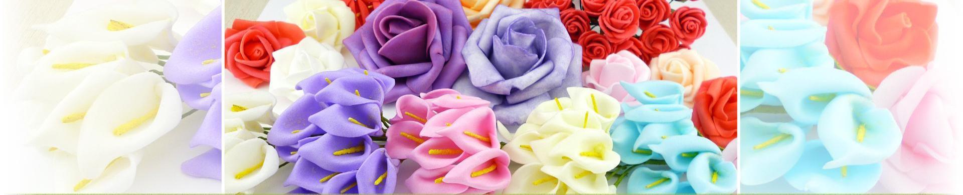 Foam Roses