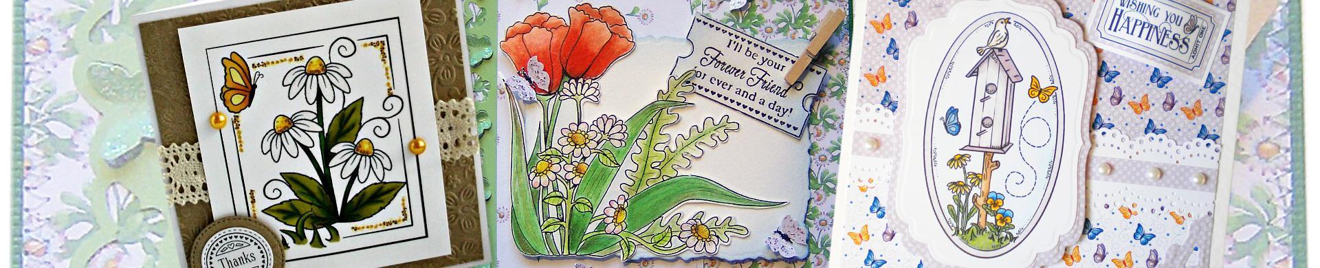 Home & Garden Digital Stamps