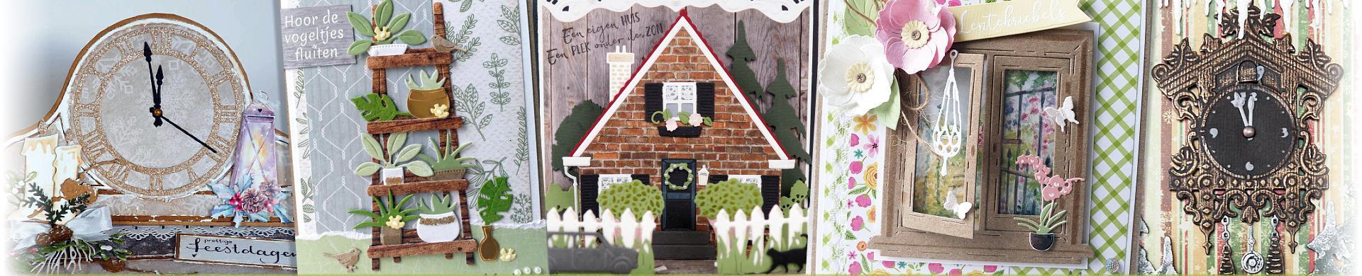 Cutting Dies - House & Home