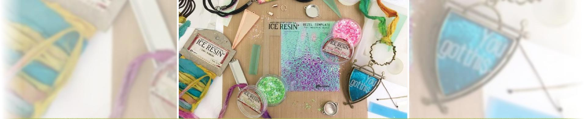 Susan Lenart Kazmer ICE Resin