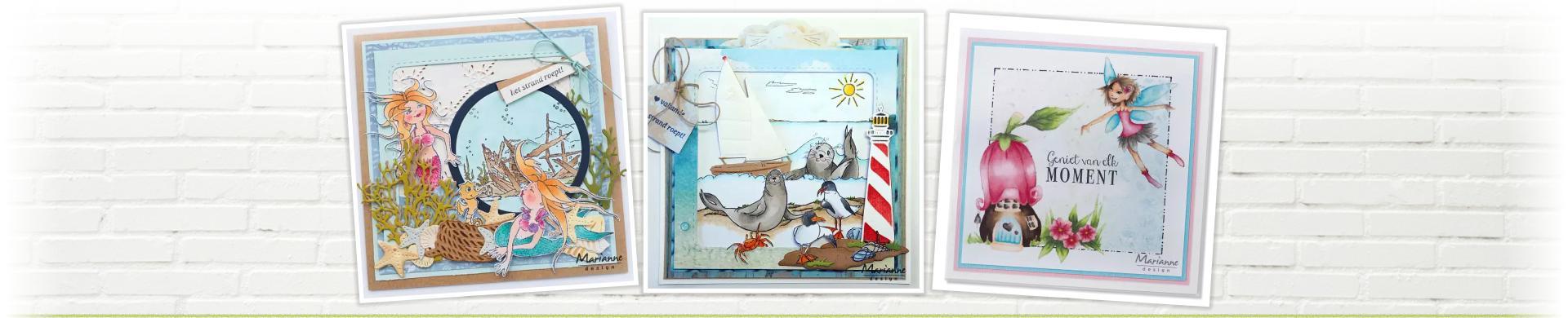 Marianne Design - Hetty's Stamps