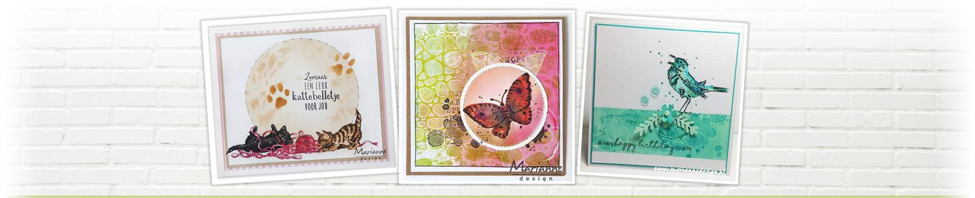 Marianne Design - Tiny's Stamps