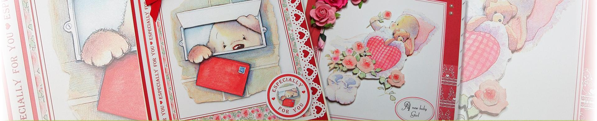 Print & Craft Card Toppers & Decoupage Sheets