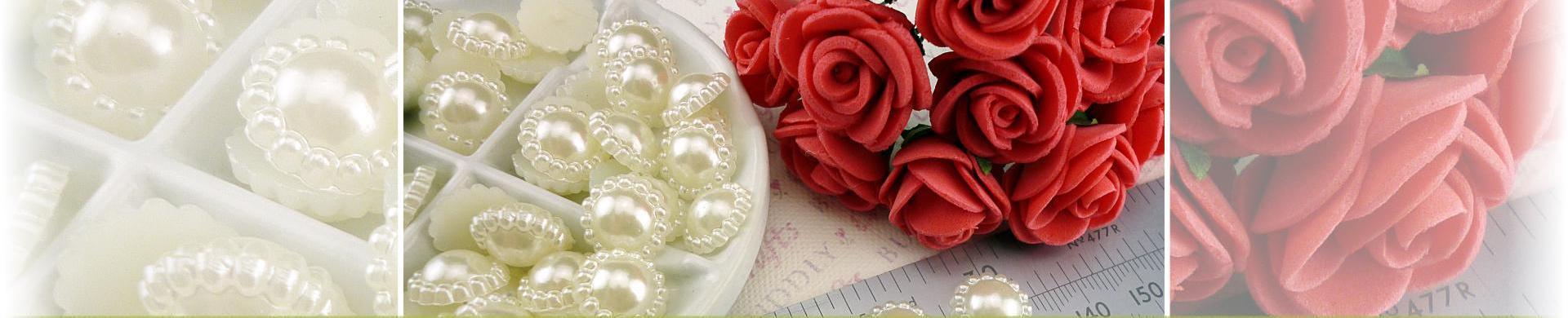 Embellishments, Ribbons & Lace