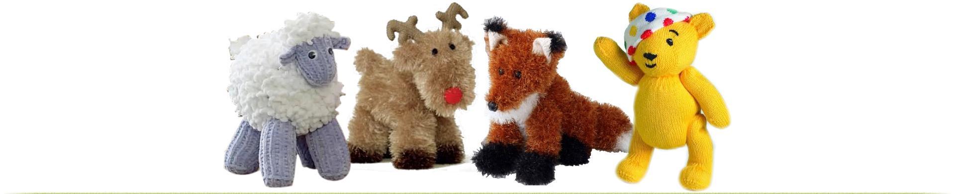 Crochet, Knitting & Soft Toy Making