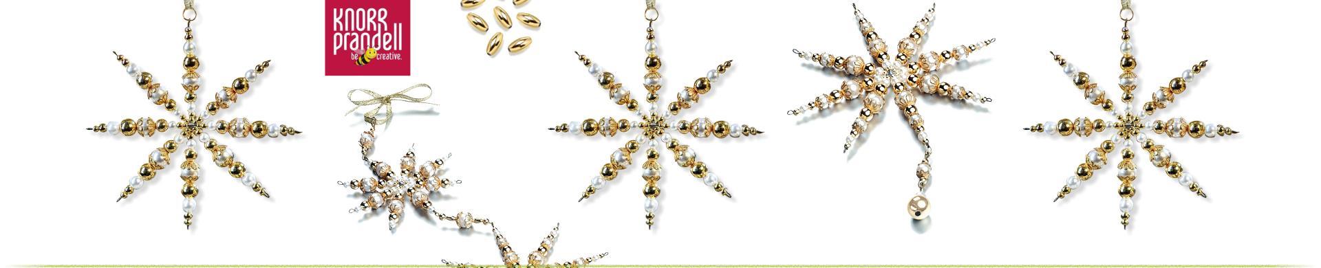 Wire Beading Stars & Beads