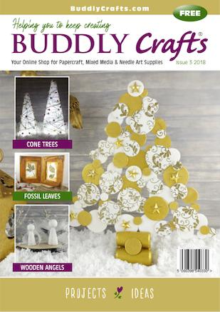 Cover of Buddly Crafts Magazine #3 2018