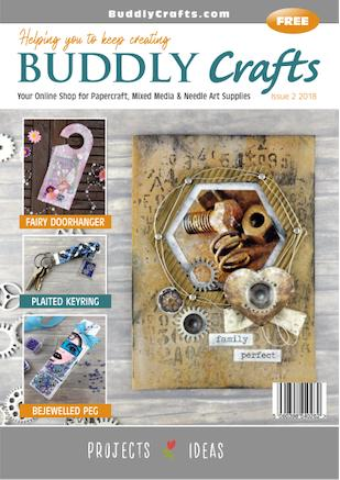 Cover of Buddly Crafts Magazine #2 2018