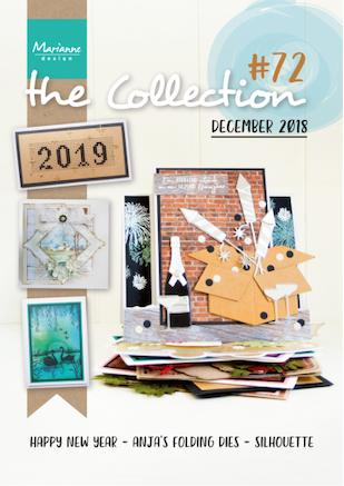 Cover of Marianne Design Collection 72