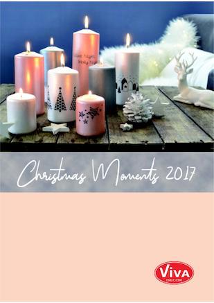 Cover of Viva Decor Christmas 2017