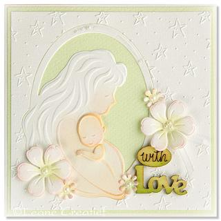 Mother & Baby Card