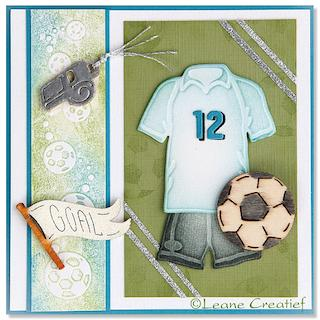 Sports Clothes Card