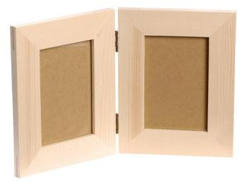 Bare Wood & MDF Frames & Box Frames