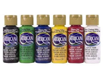 Americana Paint Value & Sampler Sets