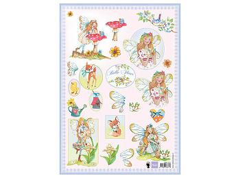 Els Wezenbeek Decoupage Sheets
