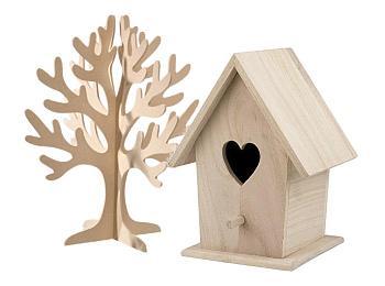 Bare Wood & MDF