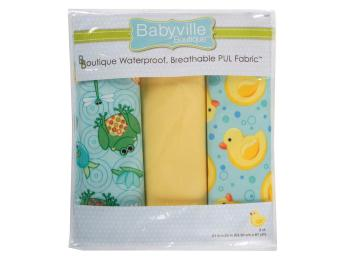 Babyville Boutique Cloth Diaper Making