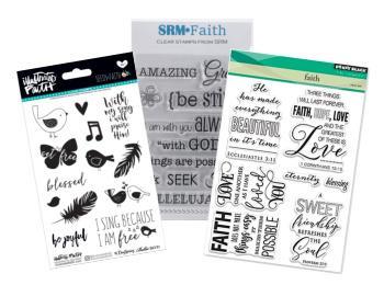 Bible Journaling Stamps