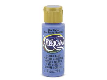 Americana Acrylic Paints - Blues
