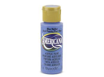 Americana Acrylic Paints - Blues
