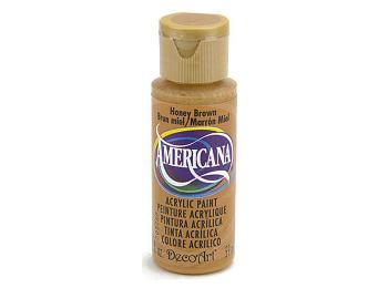 Americana Acrylic Paints - Browns